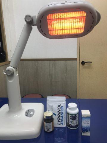 赤外線ライト・サプリメント